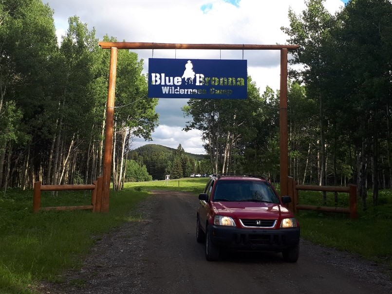 Welcome to Blue Bronna