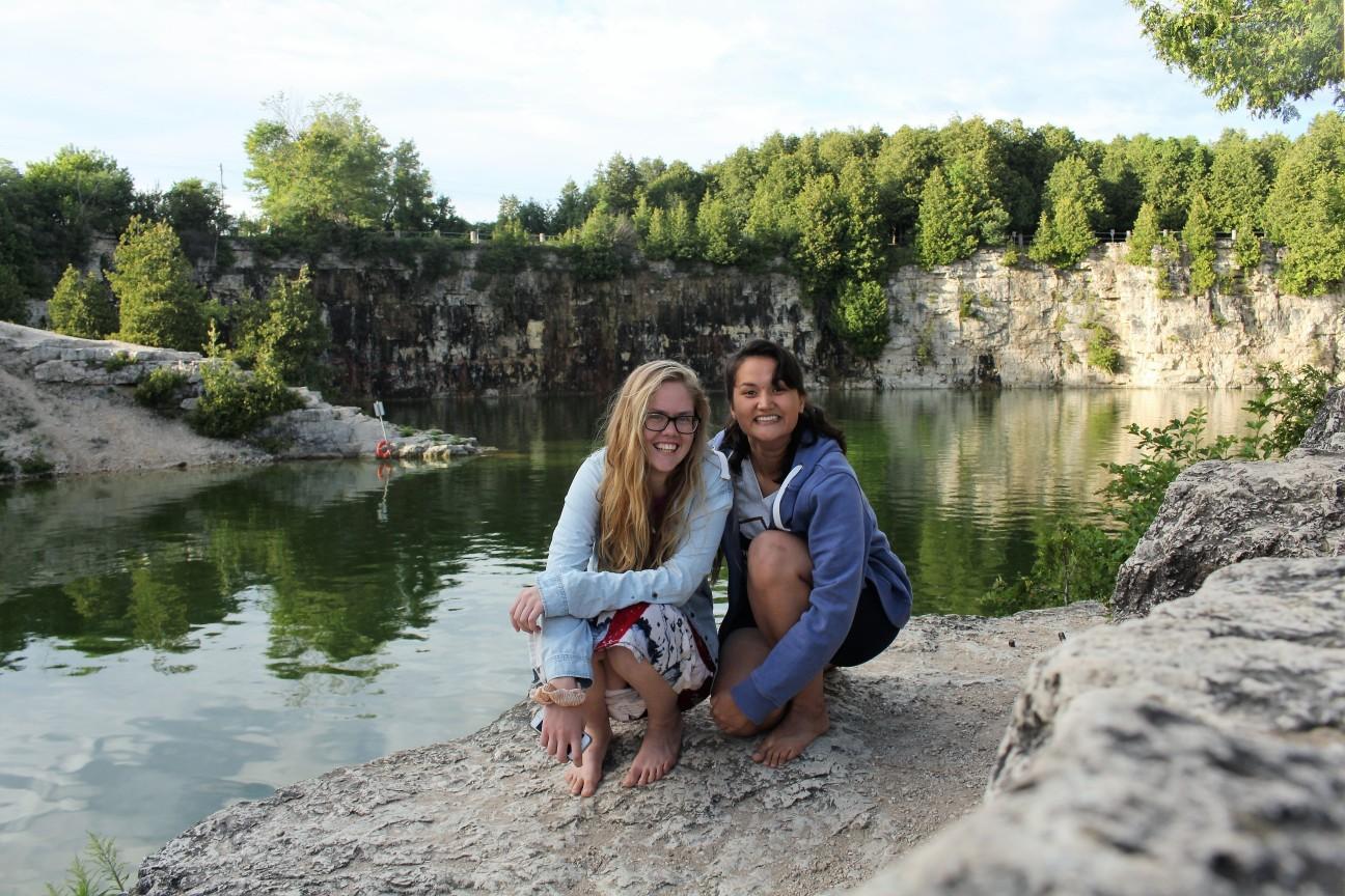 Field trip! Elora Gorge